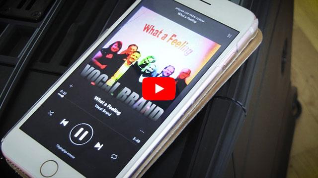 What a Feeling från Flashdance, a cappella med Vocal Brand